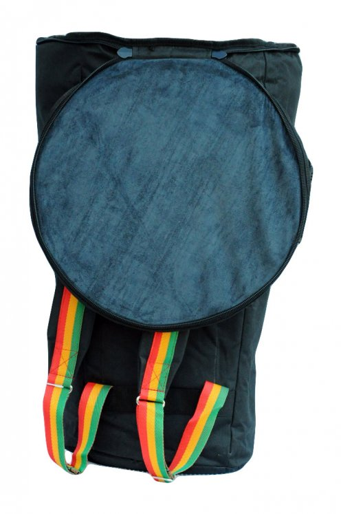 Roots Percussions Djembe Tasche farbige Gurte